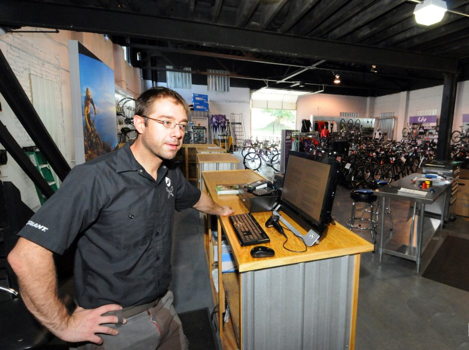Matt Hutchinson, Branch Manager, talks about why New York Bicycle Company is different than other bike shops. NY Bicycle Co. is located on Congress St. at Broadway in Schenectady.