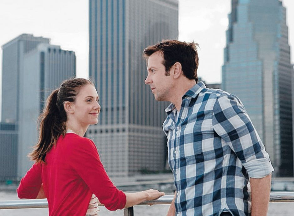 Jason Sudeikis and Alison Brie in 'Sleeping with Other People.' (IFC Films)