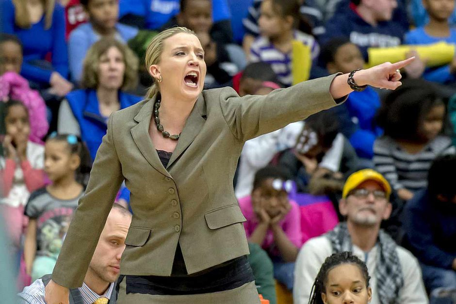 Siena women's basketball coach Ali Jaques was forced to play with just seven players last year because of injuries.