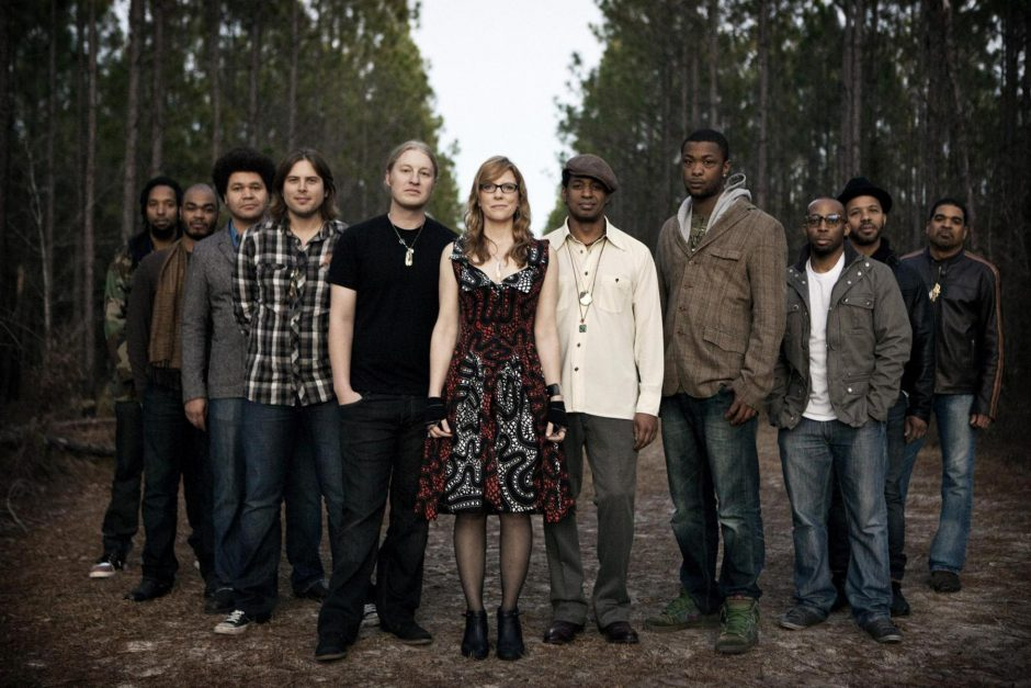 The Tedeschi Trucks Band, led by husband and wife duo Derek Trucks and Susan Tedeschi, will be at The Egg in Albany on Saturday.