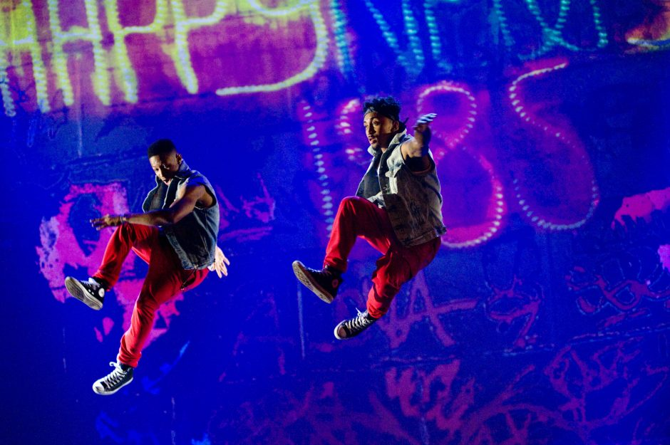"""""""The Hip Hop Nutcracker"""" comes to Proctors on Monday night. (photo provided)"""