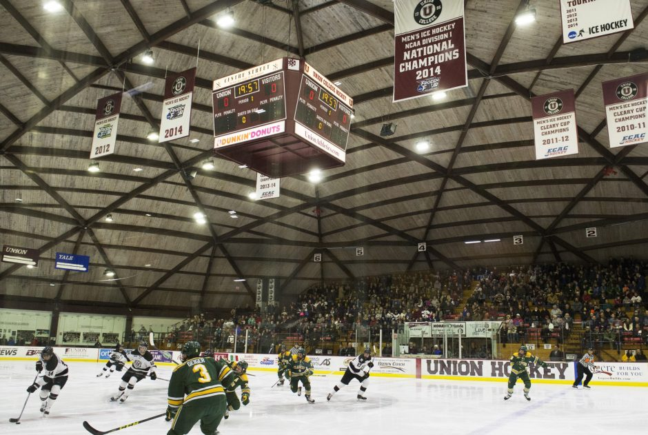 Union College officials said Messa Rink, which opened in 1975, will undergo a $10 million renovation, with improvements that include a new video board, seating and concession area. There is no timetable for the project, since it is contingent on fund-r...