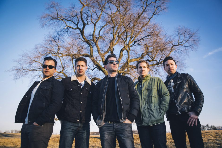 Rock-jam band O.A.R. will be at the Palace Theatre Thursday night.