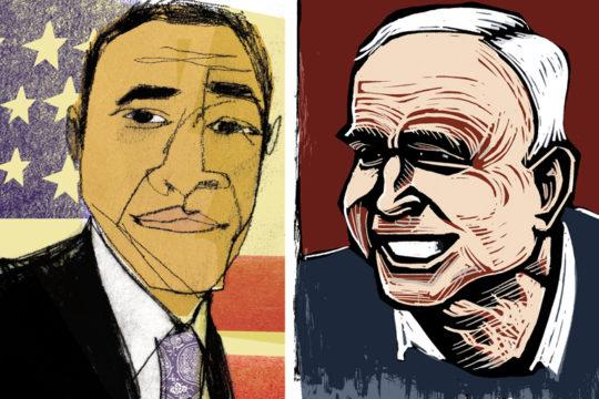 left, Donna Grethen/Tribune Media; right, William Brown/Tribune Media
