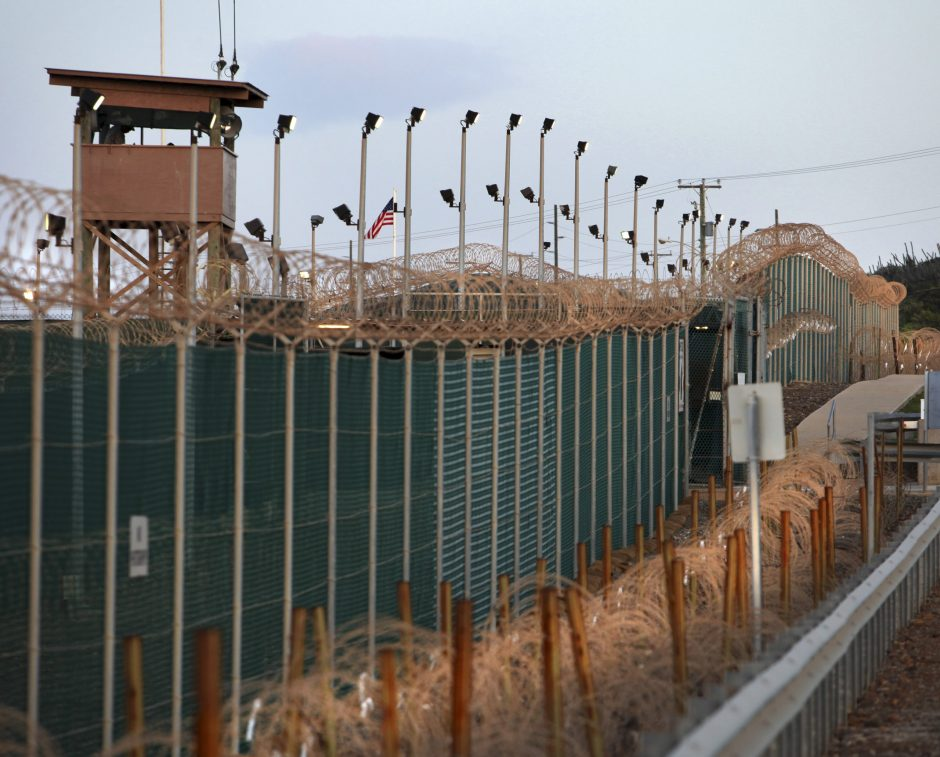 The Guantanamo Bay prison in Cuba, June 9, 2010. Obama, who during his campaign promised to shut down the U.S. military detention center in Cuba, but has failed to do so, will make a statement on Feb. 23, 2016, about the prison, the White House said, a...