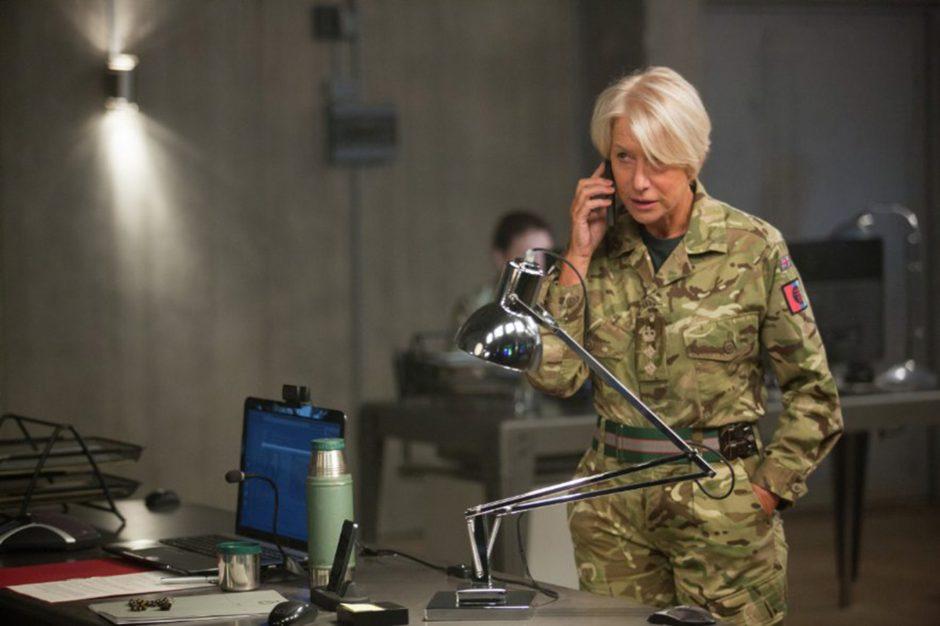 """Helen Mirren as Col. Katherine Powell in """"Eye in the Sky."""" (Bleecker Street Media)"""