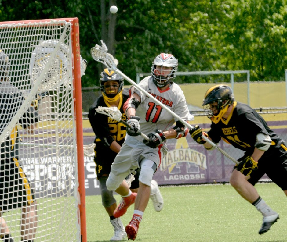 The University at Albany will host one bracket of the state boys' lacrosse semifinals starting in 2017, the New York State Public High School Athletic Association decided Friday.