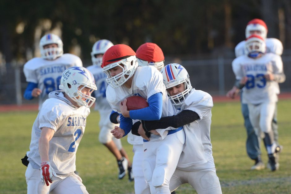 Dozens of Section II schools have adopted the USA Football's Heads Up Coaching Education Program, which teaches proper blocking and tackling techniques designed to reduce injuries.