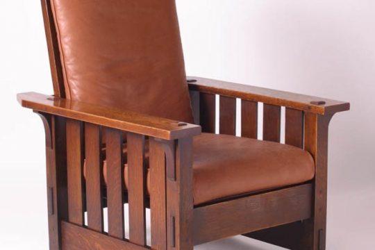 Gustav Stickley furniture at the Fenimore Art Museum