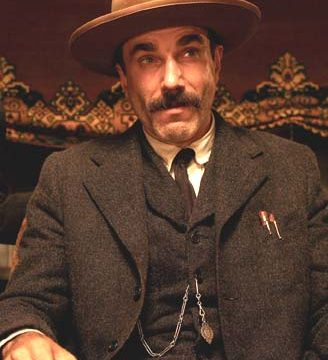 "Daniel Day-Lewis stars as Daniel Plainview in ""There Will Be Blood."""