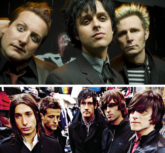 Green Day and opening act, The Bravery, played the TU Center last Saturday night.