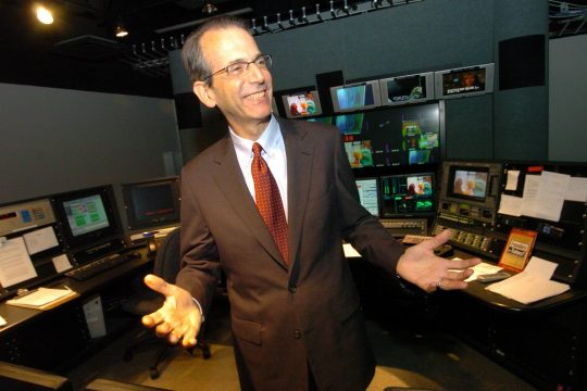 Robert Altman, the new president and general manager of WMHT, sees a bright future for the public television and radio stations.