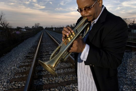 Trumpeter Terence Blanchard will be part of the Monterery Jazz Festival All-Stars coming to Proctors this Saturday.