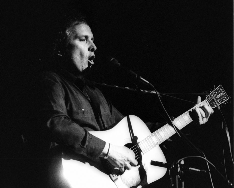 Don McLean performs at The Egg.