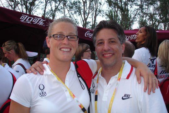 U.S. Olympic judo coach Jason Morris of Glenville.