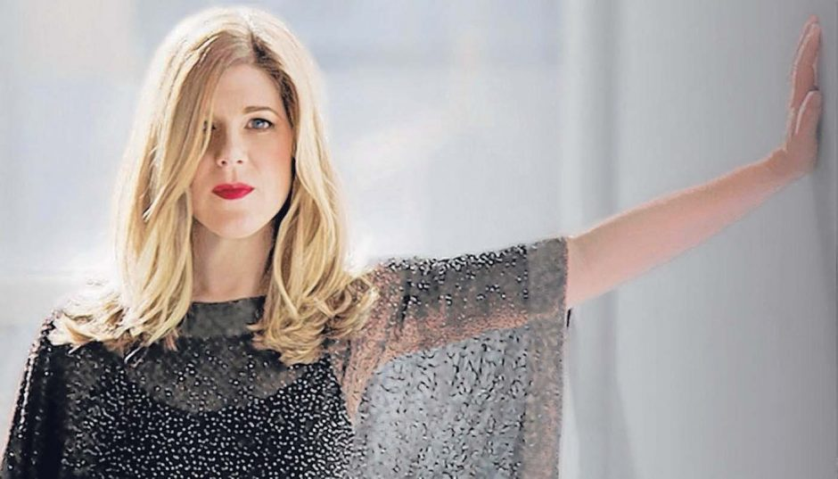 Dar Williams performs at The Egg on Friday.