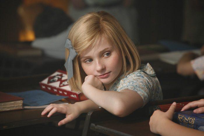 """Abigail Breslin stars in """"Kit Kittredge: An American Girl."""""""