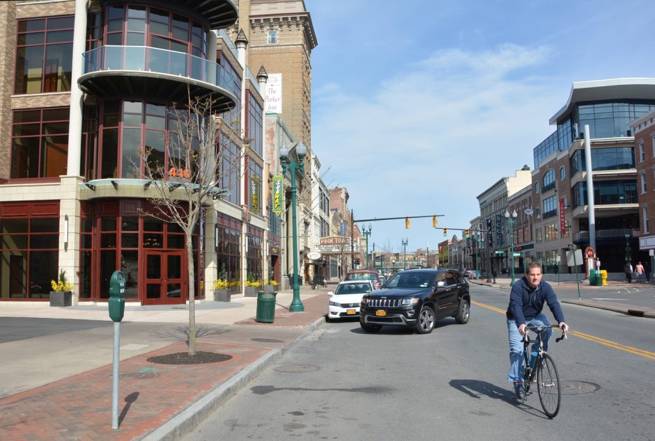 Schenectady scored #8 in a ranking of the happiest cities in New York according to a new study by financial education website, CreditDonkey.com. The ranking focused on 4 core metrics including unemployment, median household income, commute time and wak...