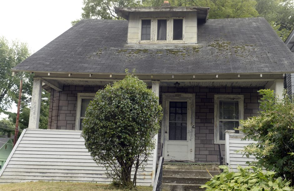 This home at 2602 Campbell Avenue in Schenectady was purchased for $1,000 just weeks after it was foreclosed on by the city for unpaid taxes.
