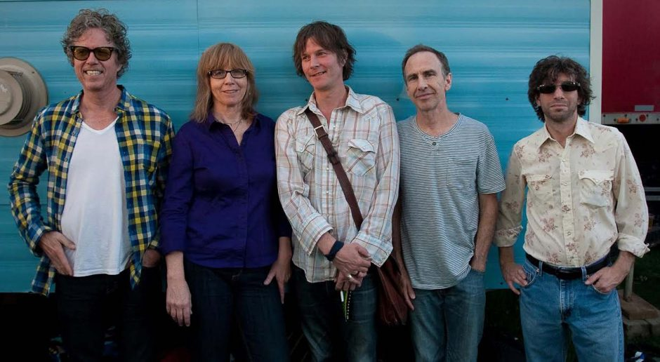 All five original members of the Jayhawks will perform at The Egg in Albany tonight.