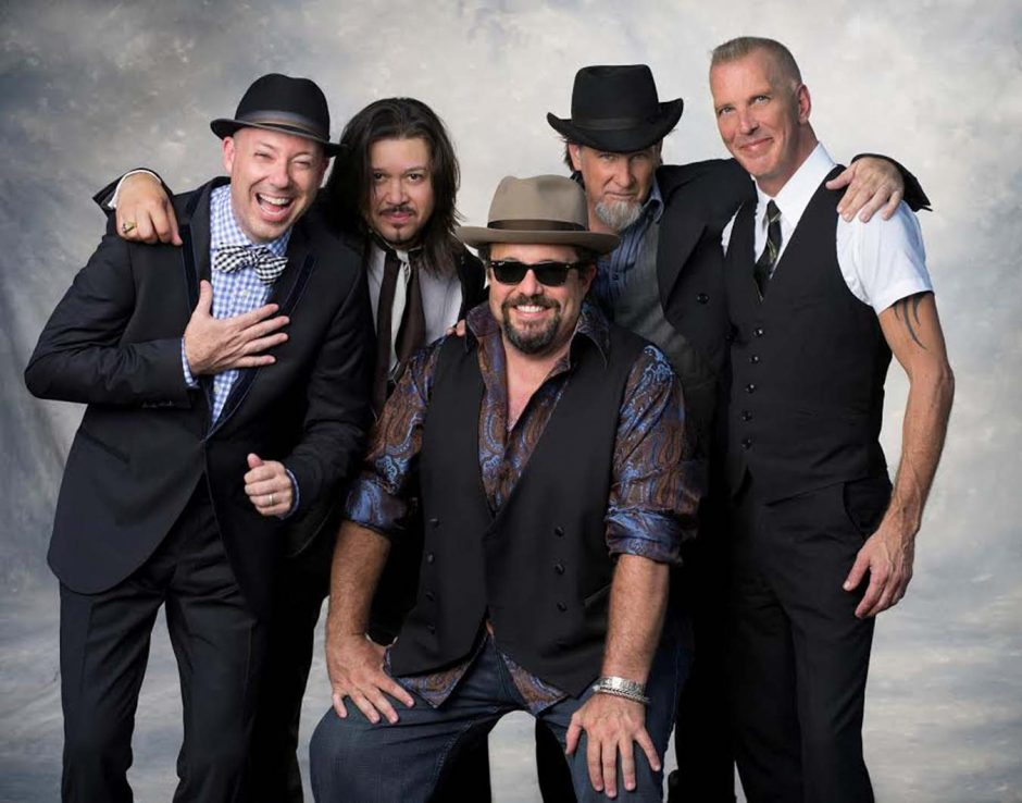 The reunited Mavericks will perform at The Egg tonight.