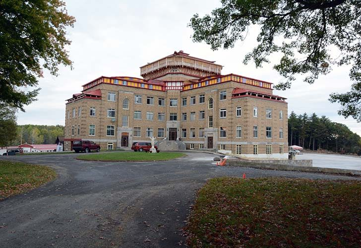 Guang Huan Mi Zong World Peace and Health Organization located in Fultonville.