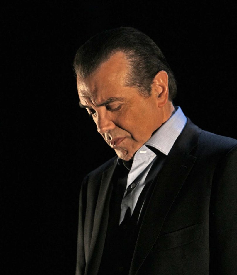 Chazz Palminteri will perform his one-man show at Proctors on Sunday.