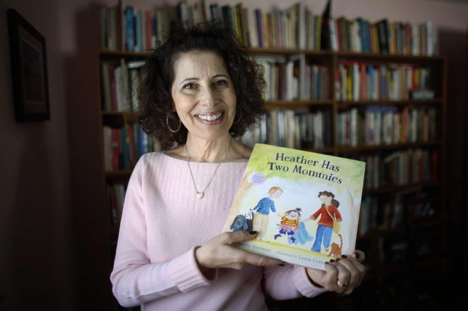 Author Leslea Newman