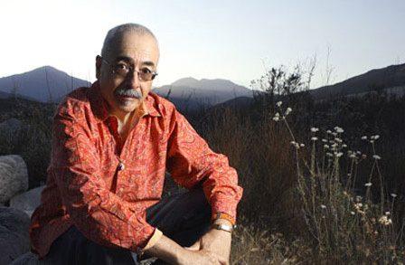 Juan Felipe Herrera was named U.S. poet laureate Wednesday.