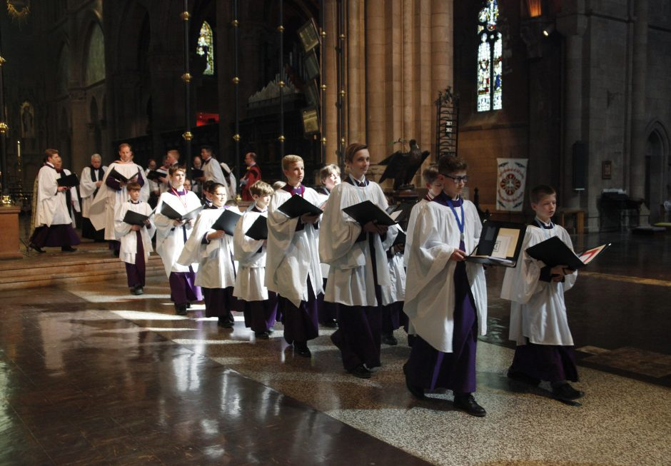 Cathedral Choir Octavos Will Offer Their Versions Of Handel S Messiah The Daily Gazette