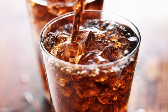 There's talk of a new state tax on sugary drinks.