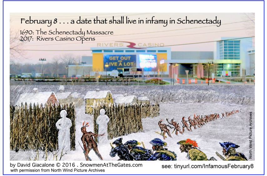 The image is the work of Schenectady anti-casino activist and Stockade resident David Giacalone.