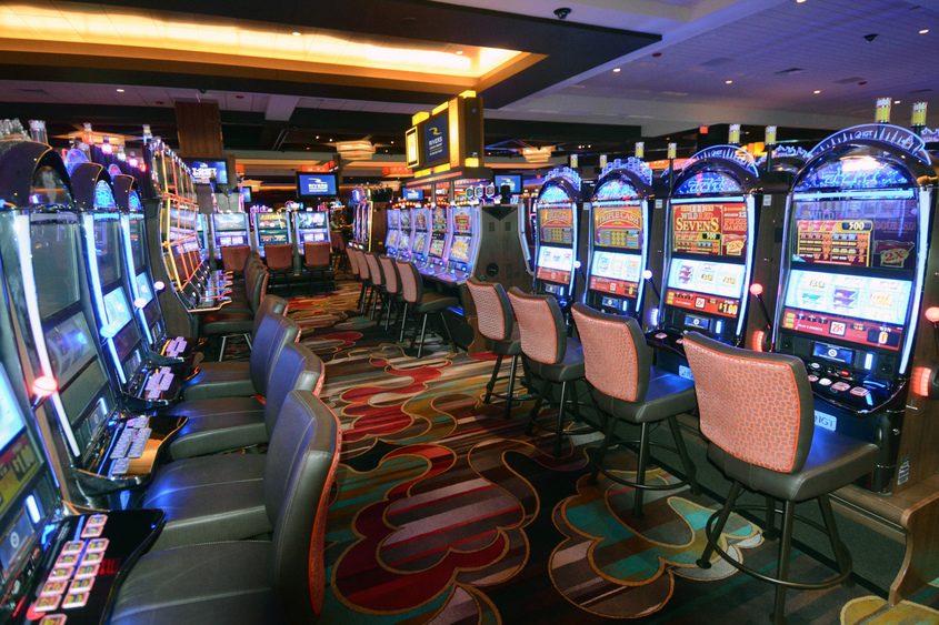 Rivers Casino opens Wednesday.