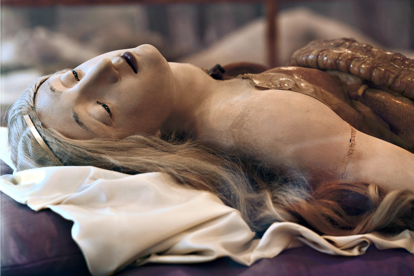 """""""Phantom Bodies,"""" haunting photographs from investigations."""