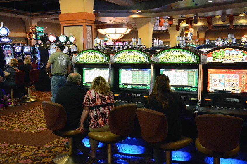 Saratoga Casino Hotel in May 2013.