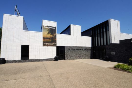 The Arkell Museum in Canajoharie.