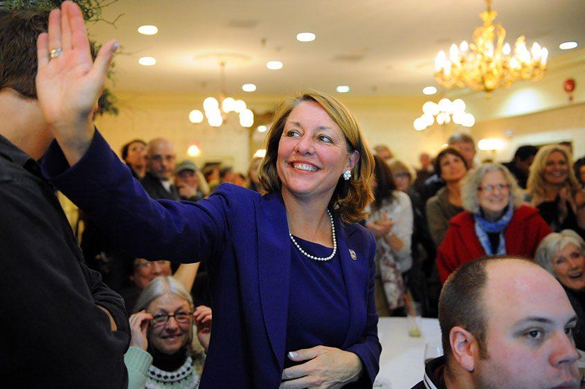 Saratoga Springs Mayor Joanne Yepsen in 2013.