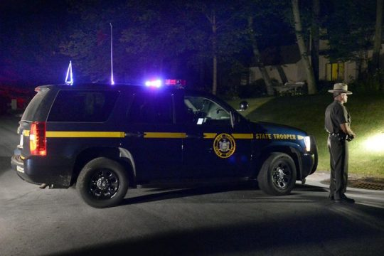 Ten state troopers will be available to the Albany and Schenectady police departments.