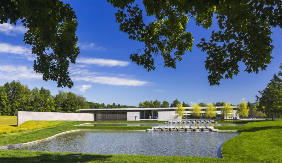 The Clark Art Institute in Williamstown, Mass., is far from the usual urban museum experience.