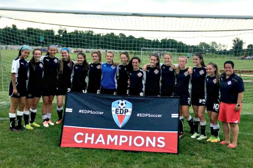 The Alleycats are the first local soccer team ever to qualify for the National Premier League Finals.
