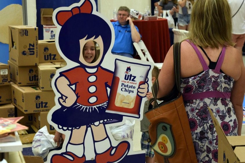 The inaugural Chip Festival was held in July 2016 at the Saratoga Springs City Center.