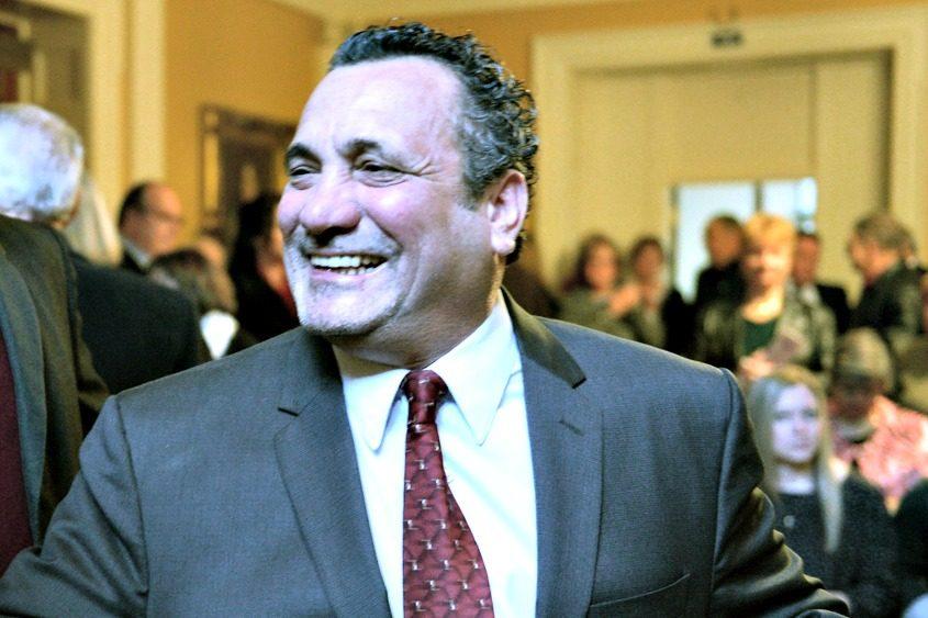 "Mayor Michael Villa: ""Pershing Road is a disaster."""