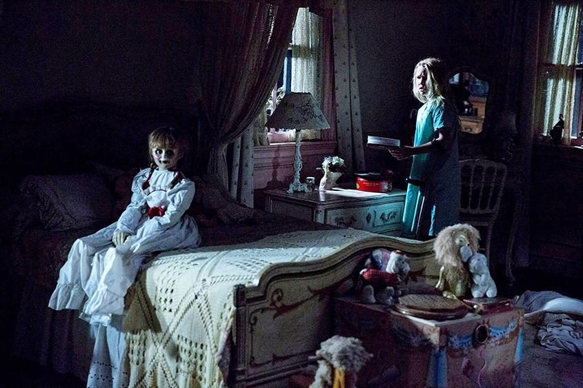 "Talitha Bateman in ""Annabelle: Creation."""