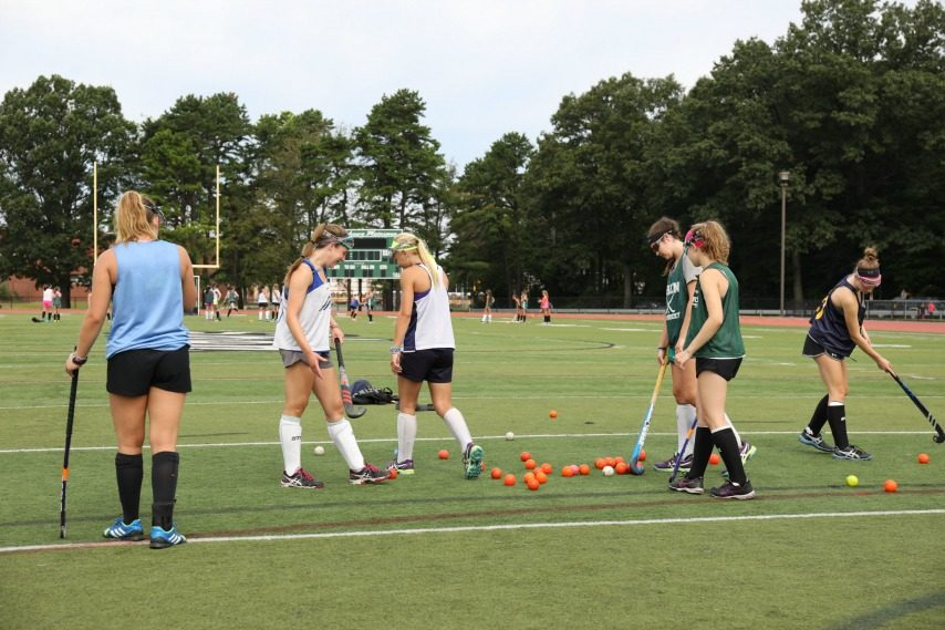 Shen field hockey lost stars to graduation, but is still expected to compete for titles.