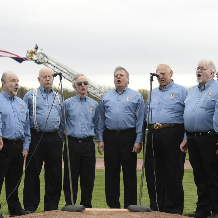 The Racing City Chorus will be in downtown Saratoga from 6:30 to 9 p.m. Thursday, Aug. 31.
