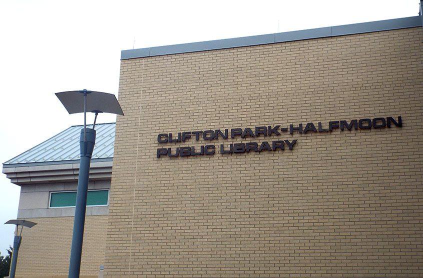 Clifton Park-Halfmoon Public Library.