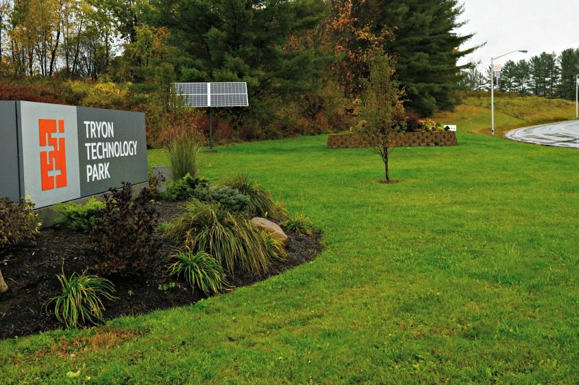 Tryon Technology Park in Johnstown.