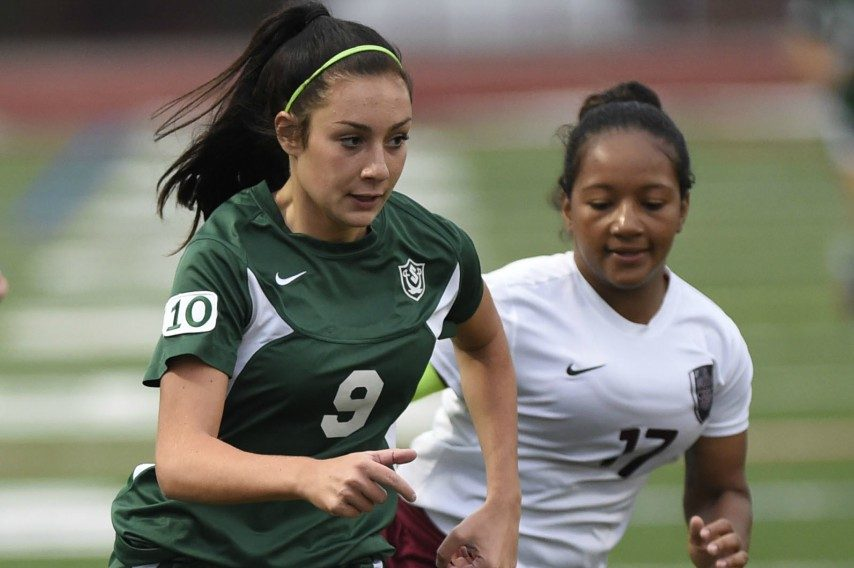 Schalmont's Sofia Cassano has become a big-time scoring threat this season.