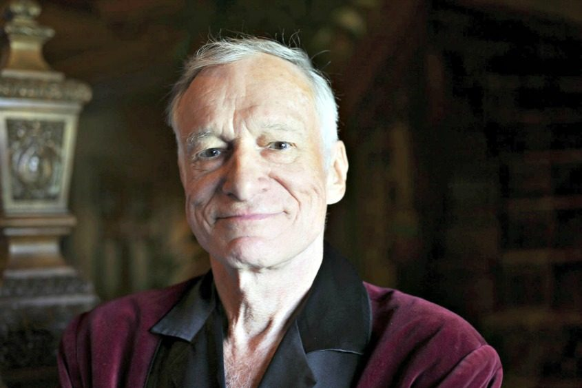 Hugh Hefner Who Built Playboy Empire And Embodied It Dies At 91 The Daily Gazette