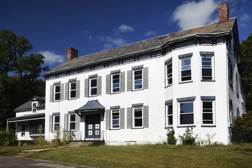 The tentative budget includes the planned restoration of the historic Yates Mansion.